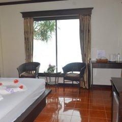 Отель Lanta Nice Beach Resort 3* Номер Делюкс фото 15