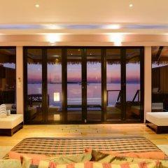 Отель Adaaran Prestige Vadoo 5* Вилла с различными типами кроватей фото 20