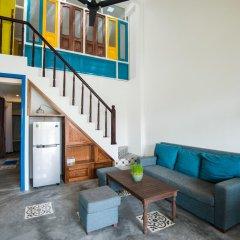 Отель Tan Thanh Family Beach Home Вьетнам, Хойан - отзывы, цены и фото номеров - забронировать отель Tan Thanh Family Beach Home онлайн комната для гостей
