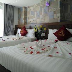 Dubai Nha Trang Hotel 3* Номер Делюкс с различными типами кроватей фото 4