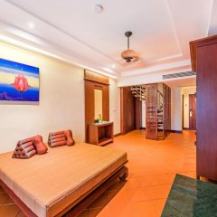 Отель Duangjitt Resort, Phuket 5* Семейный люкс фото 6