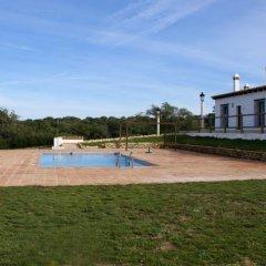 Отель Casa Rural Elanio Azul бассейн