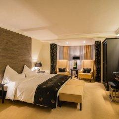 Hotel Business & More 4* Номер Делюкс с различными типами кроватей фото 3