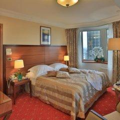 Гостиница Золотое кольцо 5* Полулюкс с двуспальной кроватью