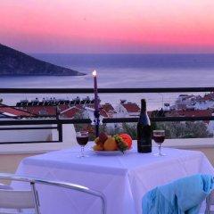 Villa Merve Турция, Калкан - отзывы, цены и фото номеров - забронировать отель Villa Merve онлайн пляж