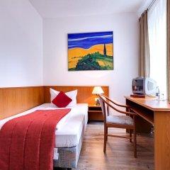 Отель ArtHotel City 3* Стандартный номер с различными типами кроватей фото 5