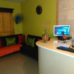 Отель Aparta Hotel Vista Tropical Доминикана, Бока Чика - отзывы, цены и фото номеров - забронировать отель Aparta Hotel Vista Tropical онлайн интерьер отеля