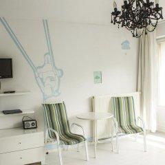 Отель Lalala Польша, Сопот - отзывы, цены и фото номеров - забронировать отель Lalala онлайн комната для гостей фото 2