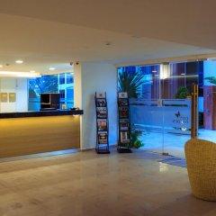 Отель City Garden Pratamnak Condominium By Mr.butler Паттайя интерьер отеля
