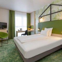 Mercure Hotel Hannover Mitte 4* Стандартный номер 2 отдельными кровати