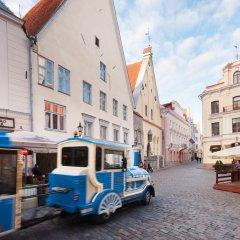 Апартаменты Tallinn City Apartments - Old Town городской автобус