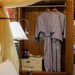 Отель Sawasdee Village 4* Номер Делюкс с двуспальной кроватью фото 5
