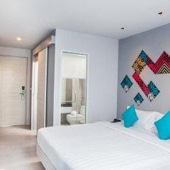 Отель The Crib Patong 3* Улучшенный номер с двуспальной кроватью