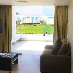 Estelar Vista Pacifico Hotel Asia 5* Бунгало с различными типами кроватей фото 2