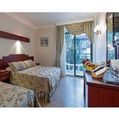 Meryan Hotel Турция, Окурджалар - отзывы, цены и фото номеров - забронировать отель Meryan Hotel - All Inclusive онлайн комната для гостей фото 5