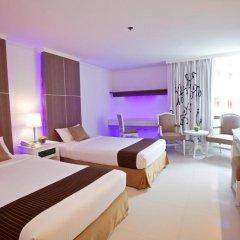 King Park Avenue Hotel 4* Номер Делюкс с 2 отдельными кроватями фото 6