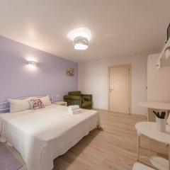 Бассейная Апарт Отель Стандартный номер с двуспальной кроватью фото 3