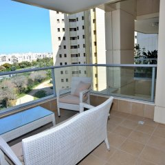 Апартаменты Ziv Apartments - Brasil 1 Тель-Авив балкон