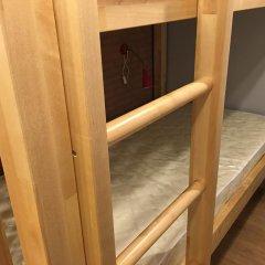 Hostel Zeleniy Dom Кровати в общем номере с двухъярусными кроватями фото 3