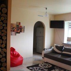 Отель Modern Castle Студия с различными типами кроватей