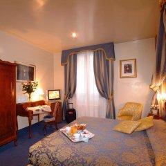 Отель Albergo San Marco 3* Стандартный номер с двуспальной кроватью фото 3