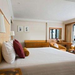Boulevard Hotel Bangkok 4* Номер категории Премиум с различными типами кроватей