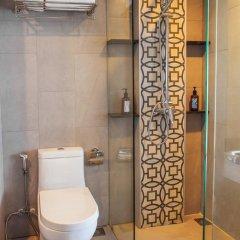 Отель The Crib Patong 3* Улучшенный номер с двуспальной кроватью фото 5