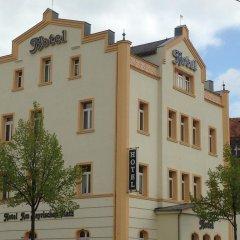 Hotel am Bayrischen Platz 2* Стандартный номер с различными типами кроватей