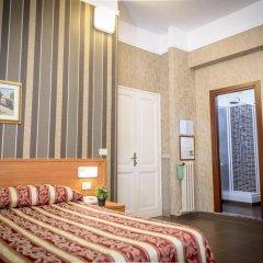 Отель Emmaus 3* Стандартный номер с различными типами кроватей фото 7