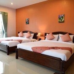 Отель Krabi Phetpailin Hotel Таиланд, Краби - отзывы, цены и фото номеров - забронировать отель Krabi Phetpailin Hotel онлайн комната для гостей фото 3