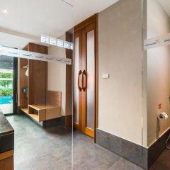Отель Baywater Resort Samui 4* Номер Делюкс с различными типами кроватей фото 6