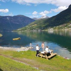 Отель Nesset Fjordcamping фото 2