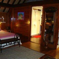 Отель Bora Bora Bungalove Французская Полинезия, Бора-Бора - отзывы, цены и фото номеров - забронировать отель Bora Bora Bungalove онлайн интерьер отеля фото 2