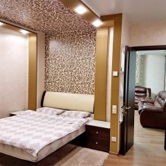 Гостиница Elite Home Днепр комната для гостей фото 2