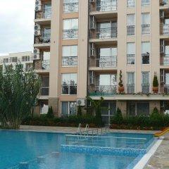 Отель Studio Evgeniya Болгария, Солнечный берег - отзывы, цены и фото номеров - забронировать отель Studio Evgeniya онлайн бассейн