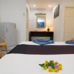Отель Lanta Island Resort 3* Бунгало с различными типами кроватей фото 16