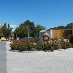 Отель Skovlund Camping & Cottages Боркоп парковка
