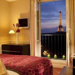 Hotel Duquesne Eiffel комната для гостей