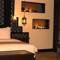 Отель Radisson Blu Resort, Sharjah 5* Люкс с различными типами кроватей фото 6