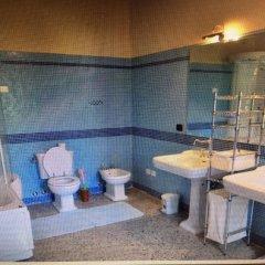 Отель Agriturismo Fattoria Di Gragnone Ареццо ванная