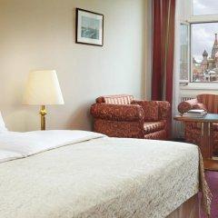 Гостиница Балчуг Кемпински Москва 5* Люкс разные типы кроватей фото 10