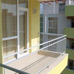 Отель N4 in Sunset Beach 2 Болгария, Солнечный берег - отзывы, цены и фото номеров - забронировать отель N4 in Sunset Beach 2 онлайн балкон