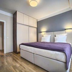 Отель Art Residence Krocinova Чехия, Прага - отзывы, цены и фото номеров - забронировать отель Art Residence Krocinova онлайн комната для гостей фото 4