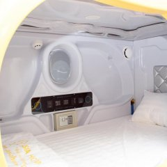 Asiahome Hotel 2* Кровать в общем номере с двухъярусной кроватью фото 3