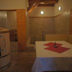 Hotel Dom Lesnika сауна