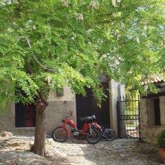 Отель Borgata Castello Кьюзанико парковка
