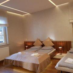 Апартаменты 24W Apartments Rynek комната для гостей фото 3
