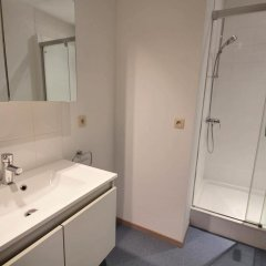 Отель Liège flats ванная