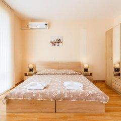 Апартаменты Oxygen Apartments Свети Влас комната для гостей фото 3