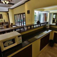 Отель Baan Khao Hua Jook 3* Вилла Делюкс с различными типами кроватей фото 6
